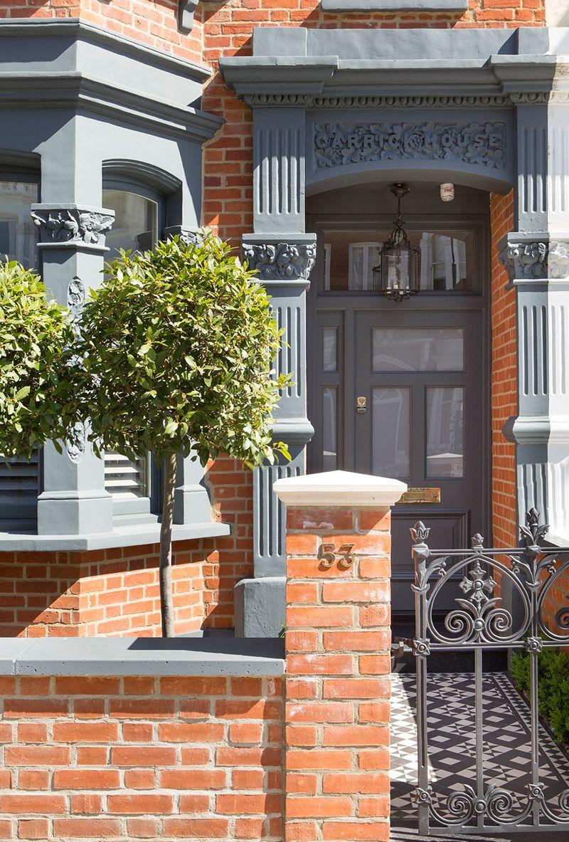 What colour should you paint your front door? Front door