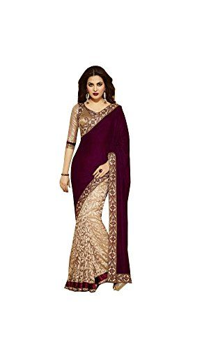 9c433cc669abc csebazaar Women Indian Pakistani Bollywood Designer Wedding Party Wear Saree  Sari csebazaar http