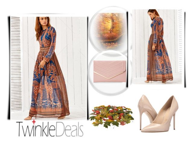 """TwinkleDeals"" by zijadaahmetovic ❤ liked on Polyvore featuring Sasha and Massimo Matteo"