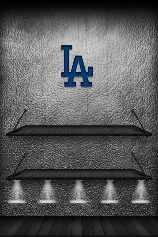 La Dodgers Iphone Wallpaper Wallpapersafari Dodgers Iphone Wallpaper Dodgers Baseball