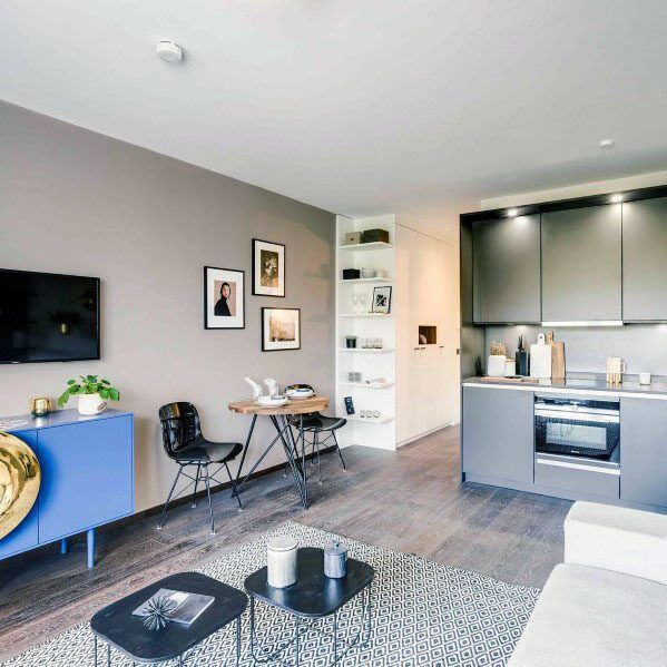 Top 60 Best Studio Apartment Ideas - Small Space Designs ...