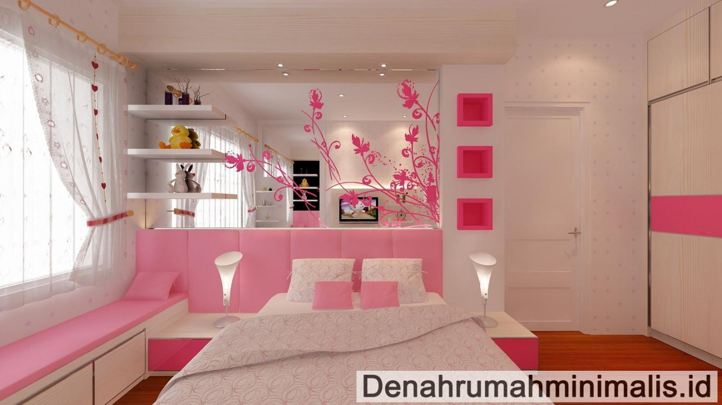 Desain Kamar Tidur Minimalis Remaja Perempuan Check More At Http