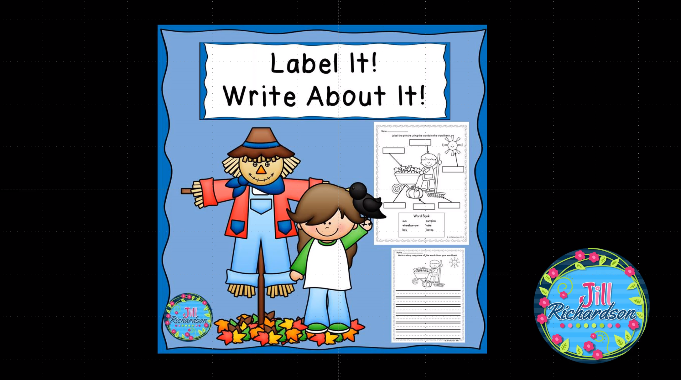 This Fall Writing Activity Is Great For Kindergartners First Graders And English Language