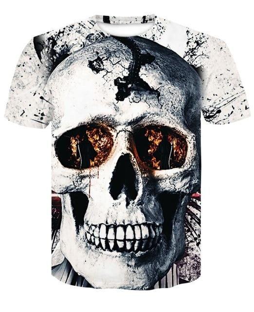 real quality new product 60% cheap 3D T-shirt Men's 2018 Summer New 3D Soul Knight Fun Men's T ...
