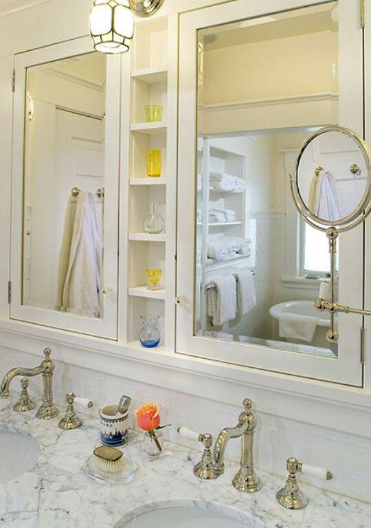 Pin By Terri Faucett On Bathrooms In 2019 Bathroom Mirror