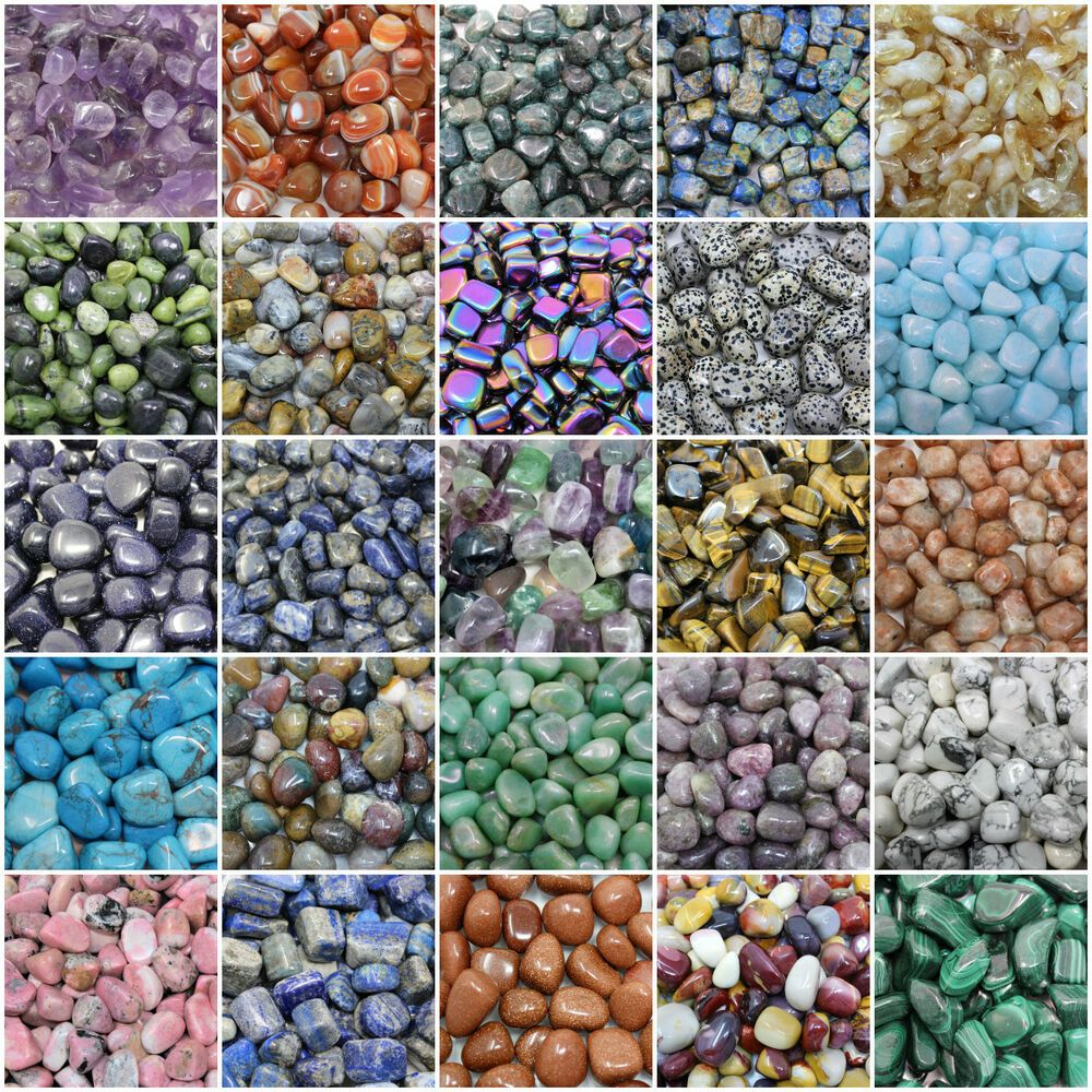 Details About Natural Tumble Stones Best Sellers