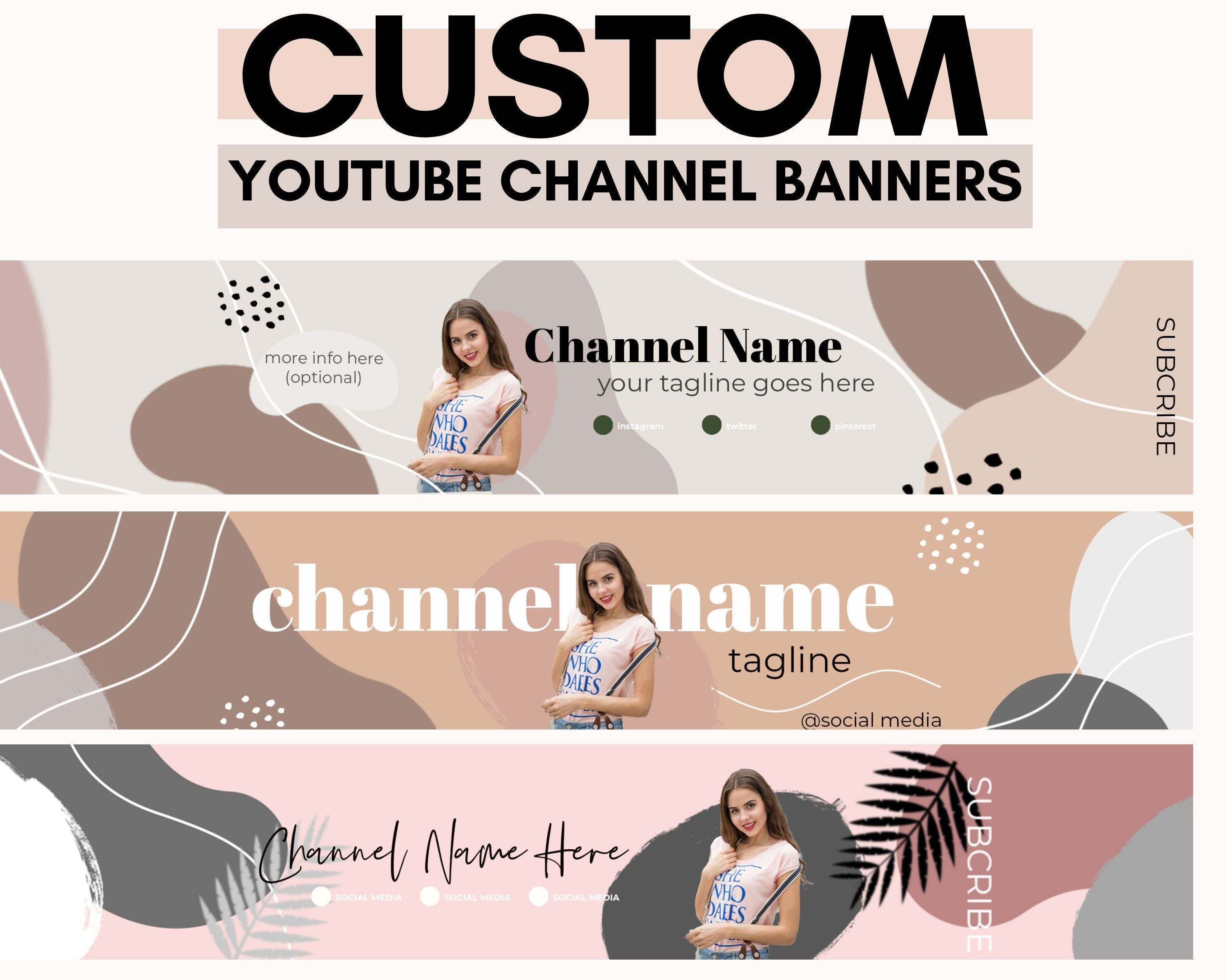 How To Make A Youtube Custom Thumbnail Part 01 Adobe Photoshop Cs6 Complete Tutorial Par Youtube Banner Backgrounds Youtube Channel Ideas Youtube Channel Art