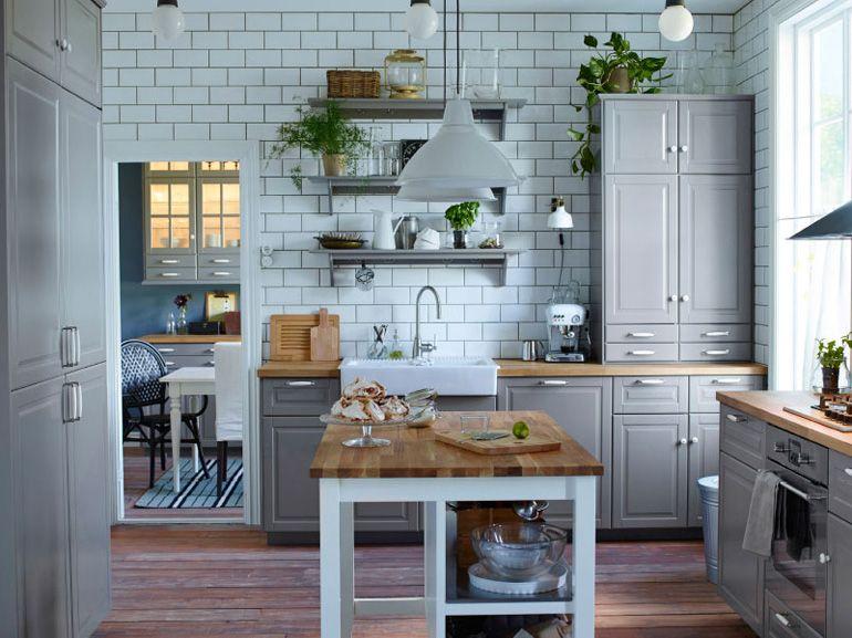 Lavello in ceramica bianca di IKEA   La cucina, nei miei sogni ...
