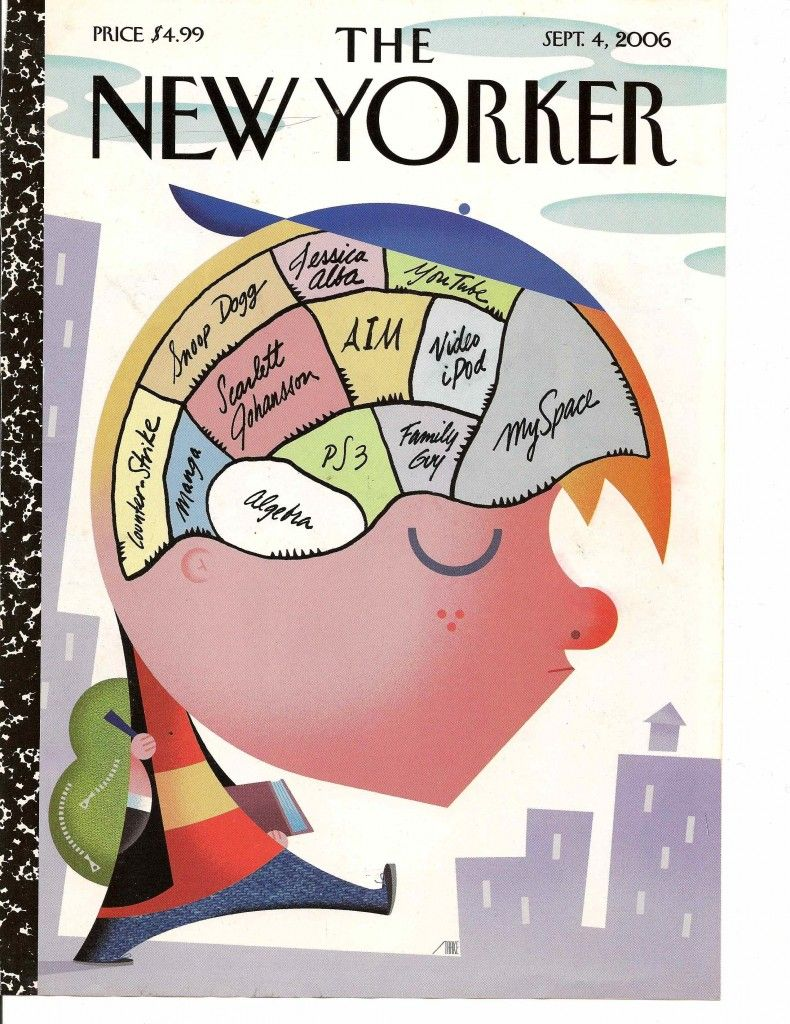 New Yorker Covers-8 - Bob Staake | The New Yorker | Pinterest