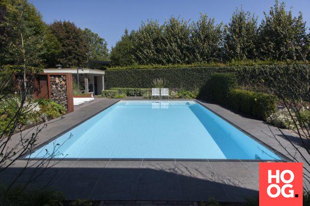 Villa met ingebouwd zwembad voor in de tuin luxe zwembad zwembad