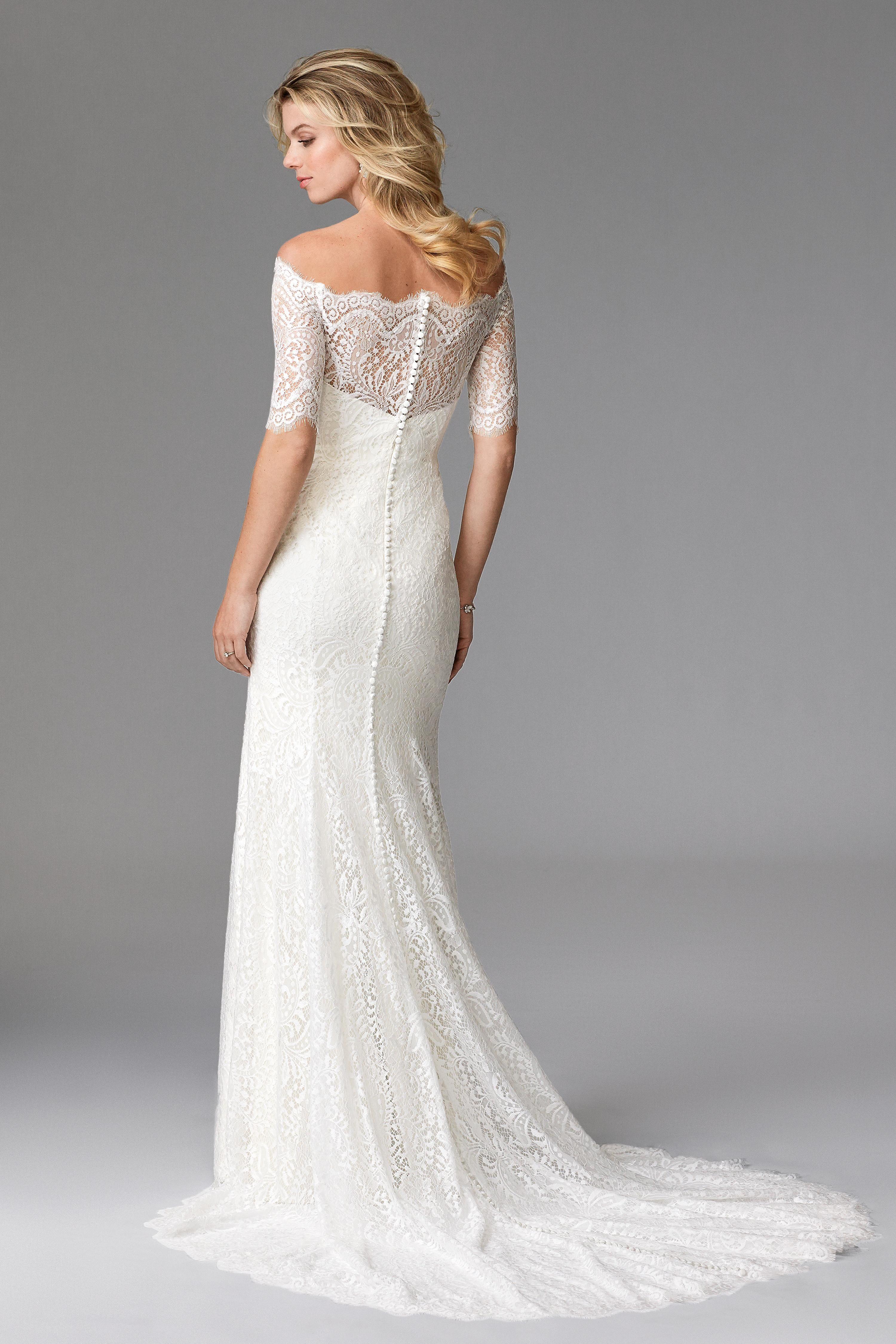 Wedding dresses downtown la  Bellethemagazine wedding dresses  Wtoo Brides Fall   Floor