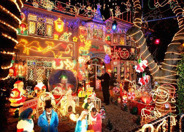 Extreme Christmas Decorations!   CHRISTMAS!!!   Pinterest ...