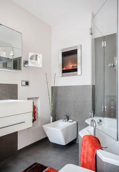 Badezimmergestaltung ist vor allem für kleine Bäder eine ...