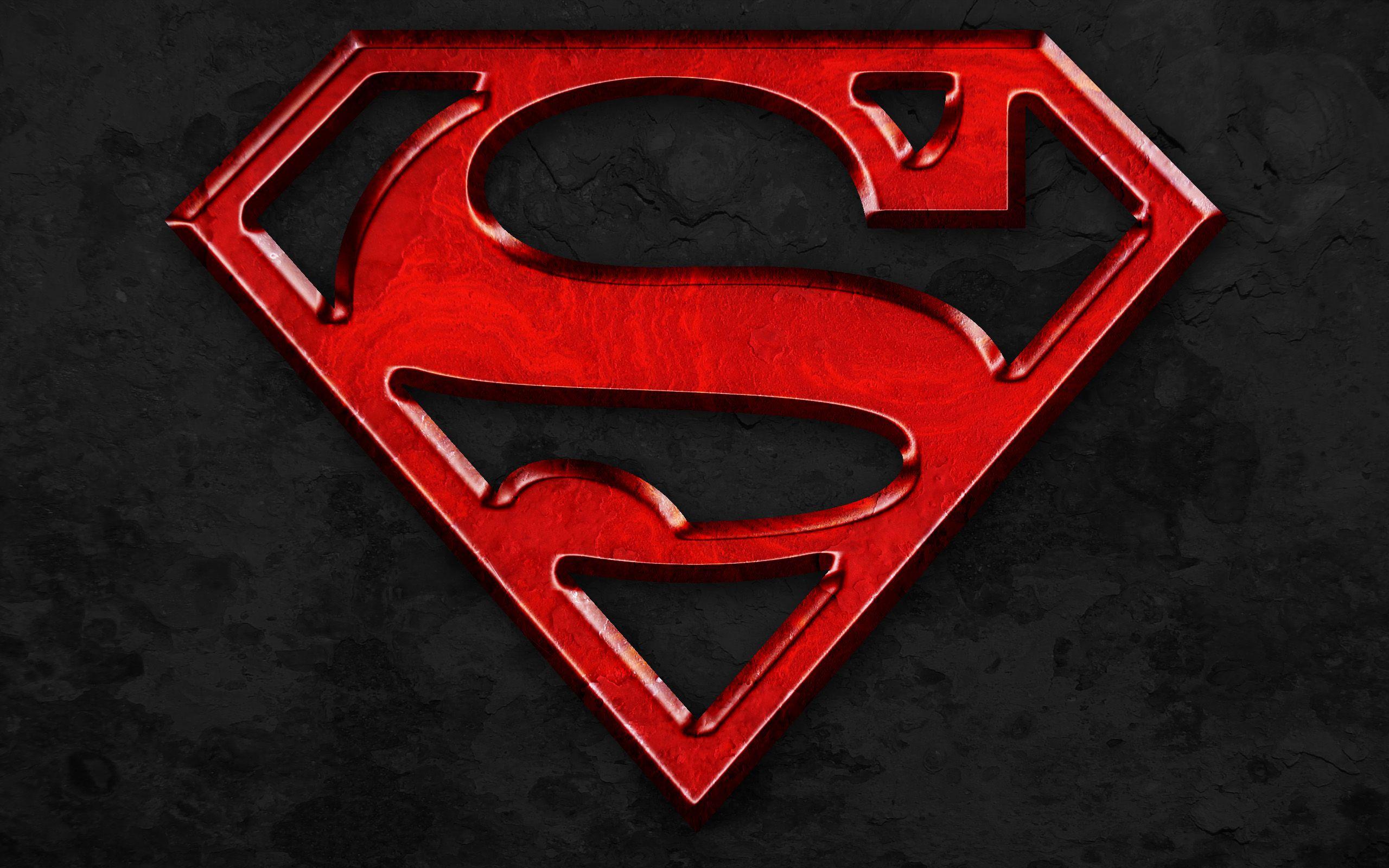 Superman logo black and red black and red superman logo pixshark images voltagebd Choice Image