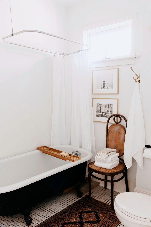 the timeless beauty of bentwood bathroom ideas home decor loft rh pinterest com
