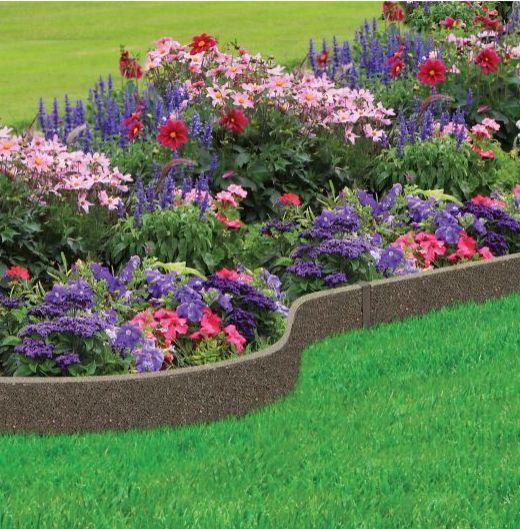Multy Home Coiled Garden Border Lawn Edging Allows You To 400 x 300