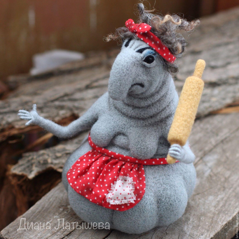 фото домашняя игрушка для жены
