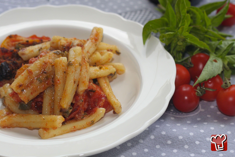 La ricetta della pasta con i pomodori gratinati, un ottimo primo piatto…