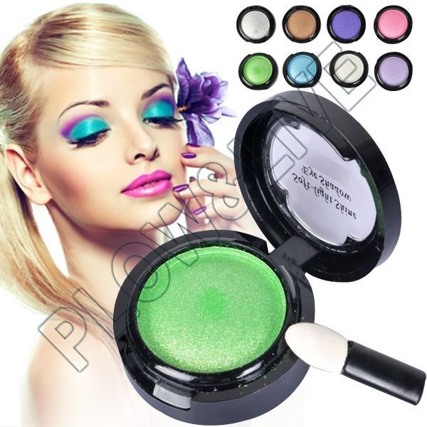 Pro Single Charming Amazing Shimmer Eyeshadow Cosmetic Makeup Beauty Many Color #UnbrandedGeneric