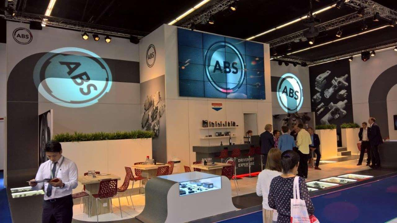 Abs All Brake Systems Live Communicatie Met Succes Abs System Brake System