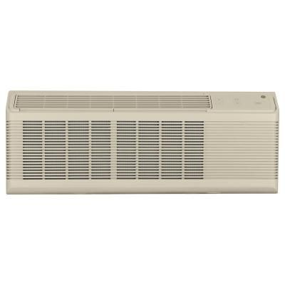 Ge Zoneline 9 400 Btu 230 208 Volt Through The Wall Air Conditioner And Electric Heat Unit With Corrosion Protection Products In 2019 Heat Pump The Unit