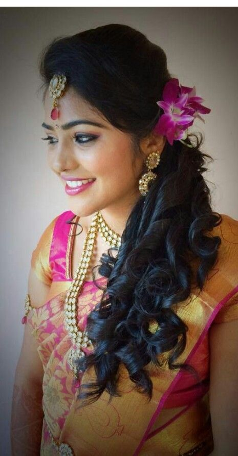 Pin By Tanha Tasmia On Barani Hair Styles Indian Hairstyles Indian Bridal Hairstyles