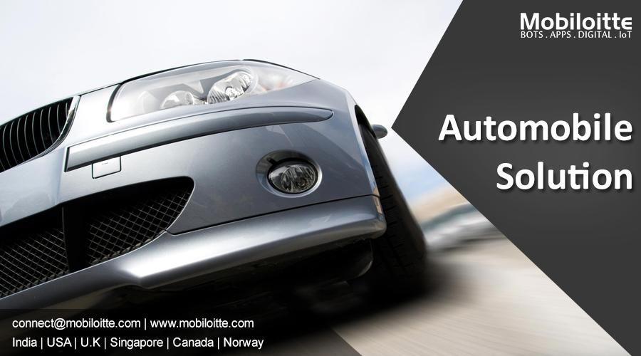 automobile service application