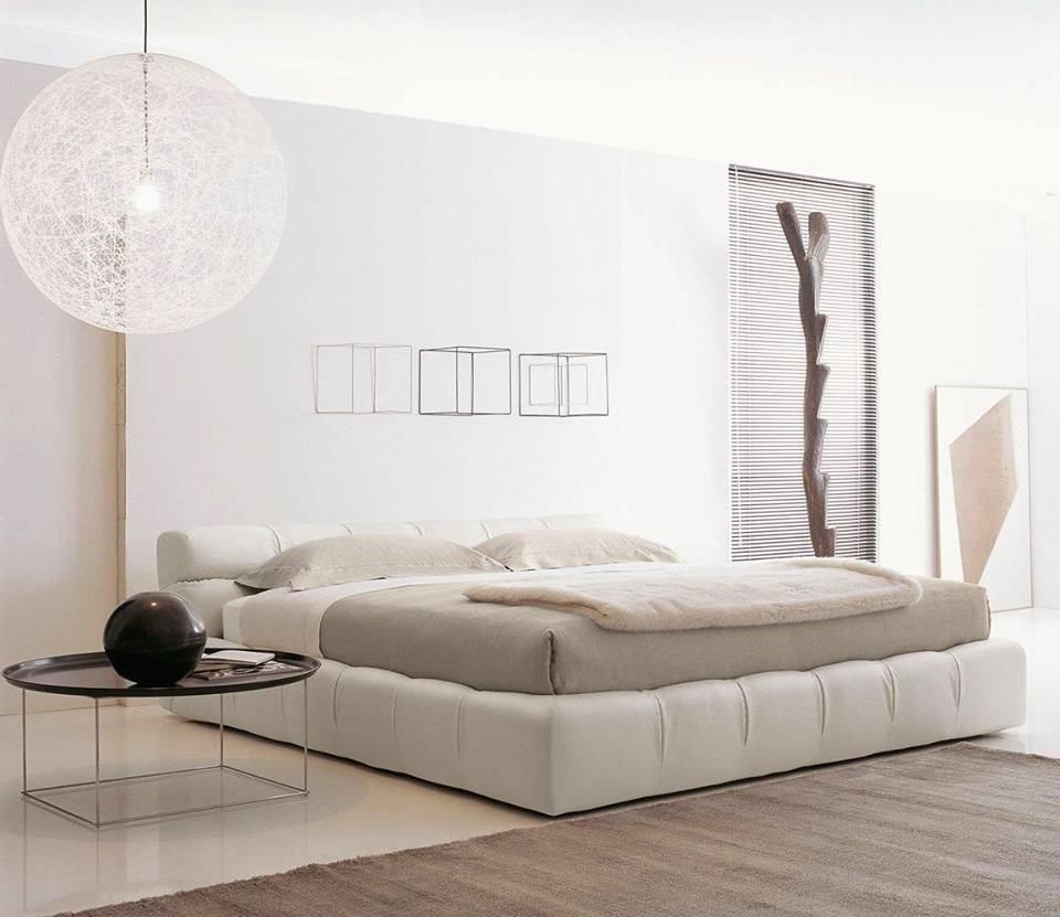 the interiors inspiration b b italia the pure white pinterest