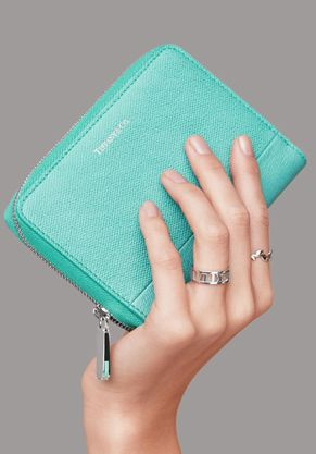 Tiffany Blue Clutch from Tiffany and Co