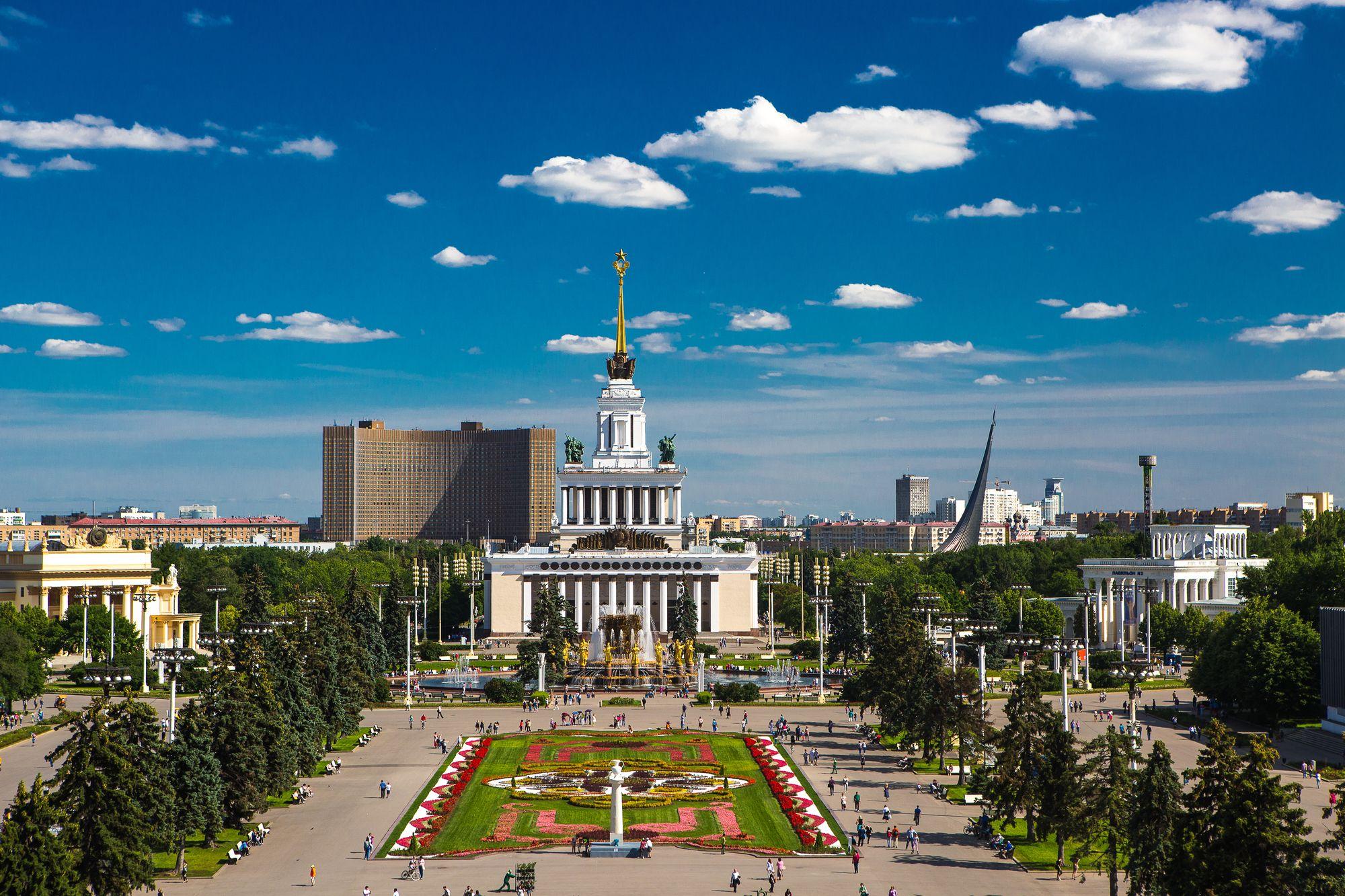 El pabellón ruso para la Bienal de Venecia 2016 examina un parque de atracciones soviético