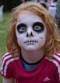 halloween face painting ideas - Google Search