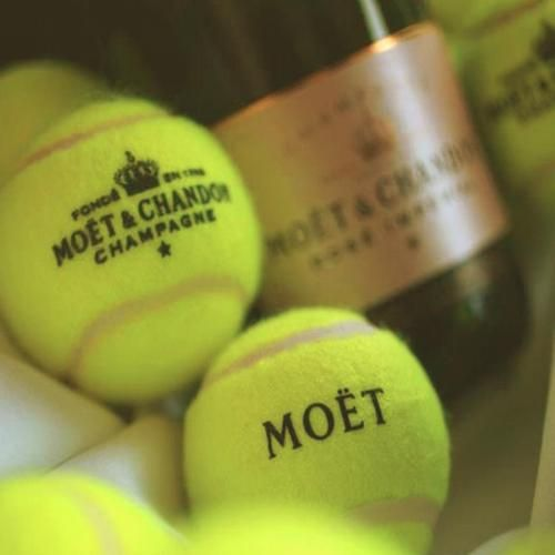 Moet Chandon Us Open Tennis Championships The Perfect Match Champagne Moet Chandon Tennis Championships