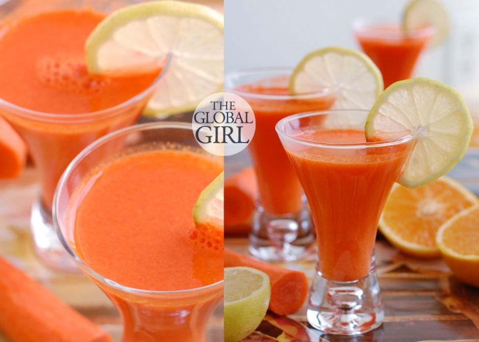 92-Day Juice Fast: Day 77! Carrot, Orange & Ginger Juice for Glowing Skin