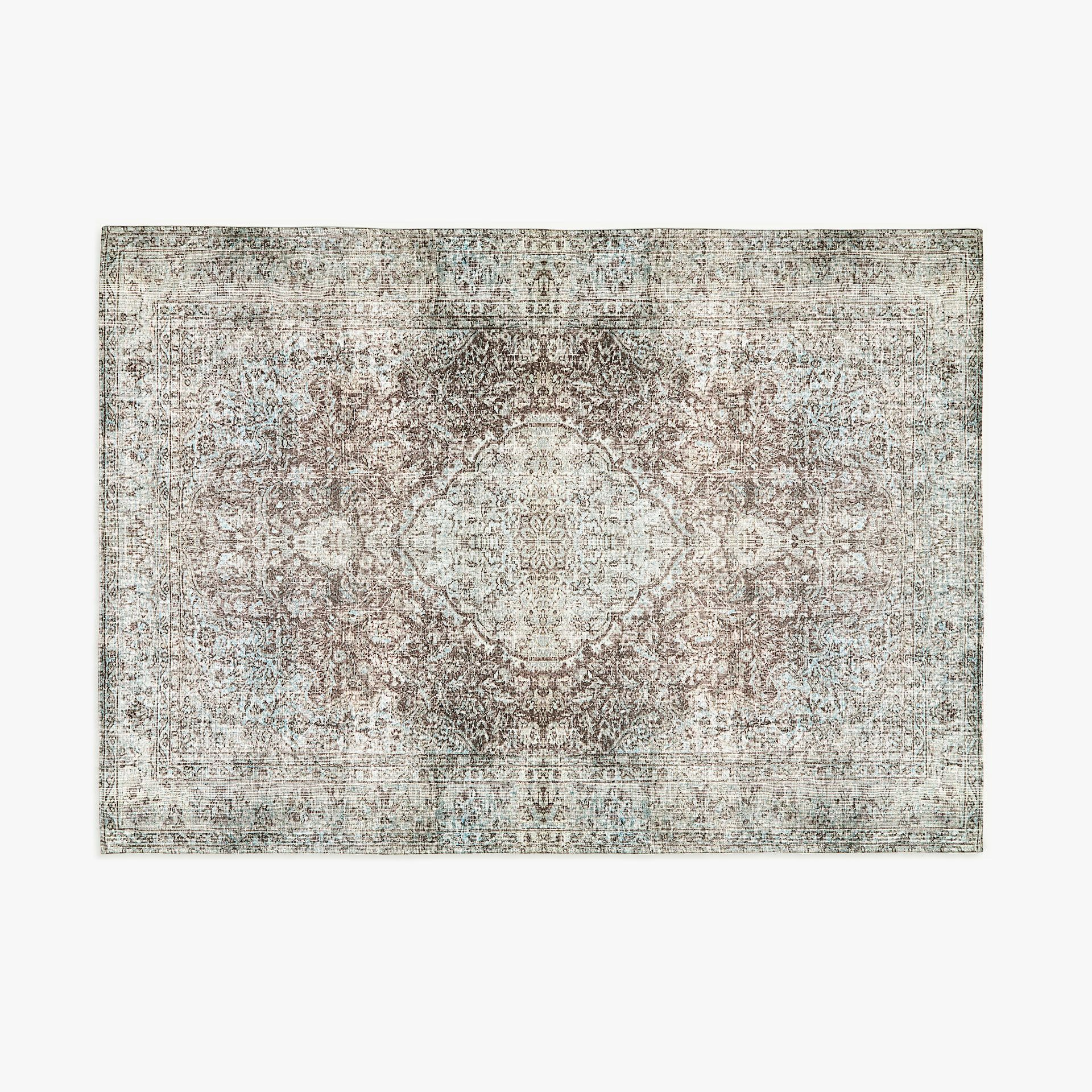 Zara Home Teppich image 1 of the product printed ombré rug project