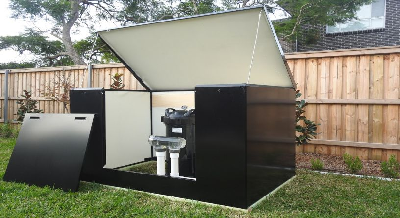 Why To Use Pool Pump Cover Box As A Solution Of Noise Pollution Of