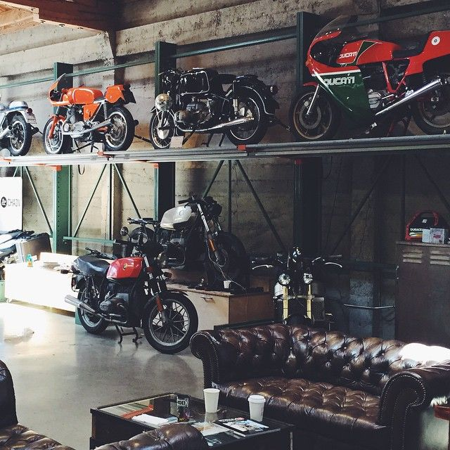 25 Best Ideas About Dream Garage On Pinterest: Men Cave, Cave And Cafes
