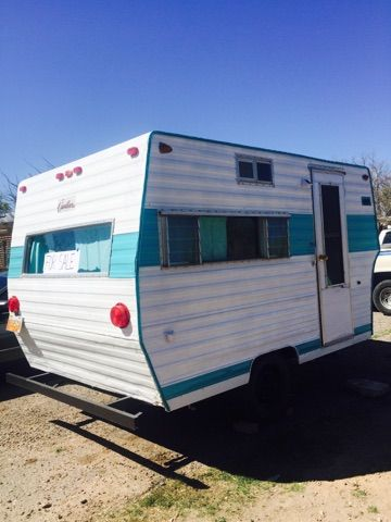 1970 Cavalier travel trailer for sale | TCT Classifieds