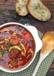 delicious dishes | spätzle-hack-eintopf rezept - Jolijou