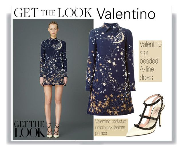 """Valentino pre-fall 2015 runway"" by voguefashion101 ❤ liked on Polyvore"