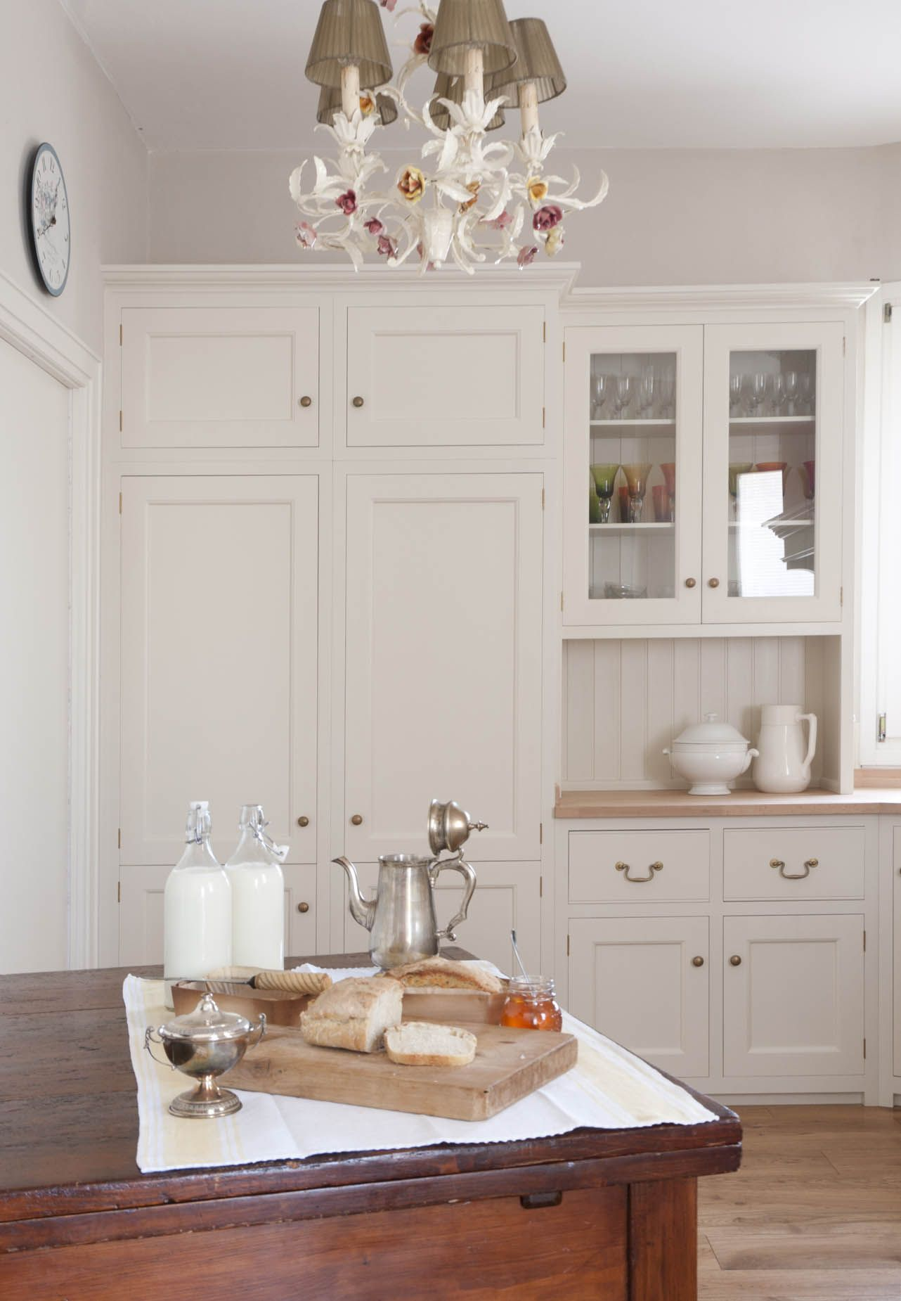 Monticello kitchen by homewood bespoke la classica cucina - Cucine in stile ...