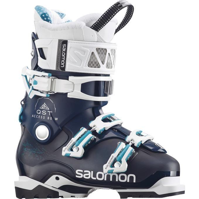 Salomon Qst Access 80 Women S Ski Boots 2018 Womens Boots Ski Boots Boots