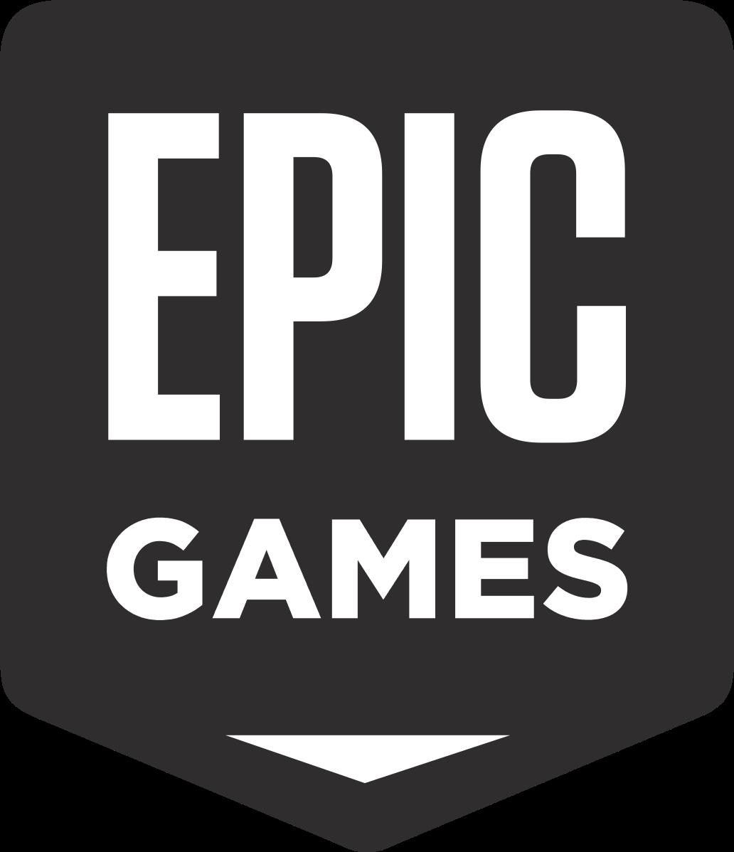 File Epic Games Logo Svg Epic Games Epic Games Fortnite Game Store