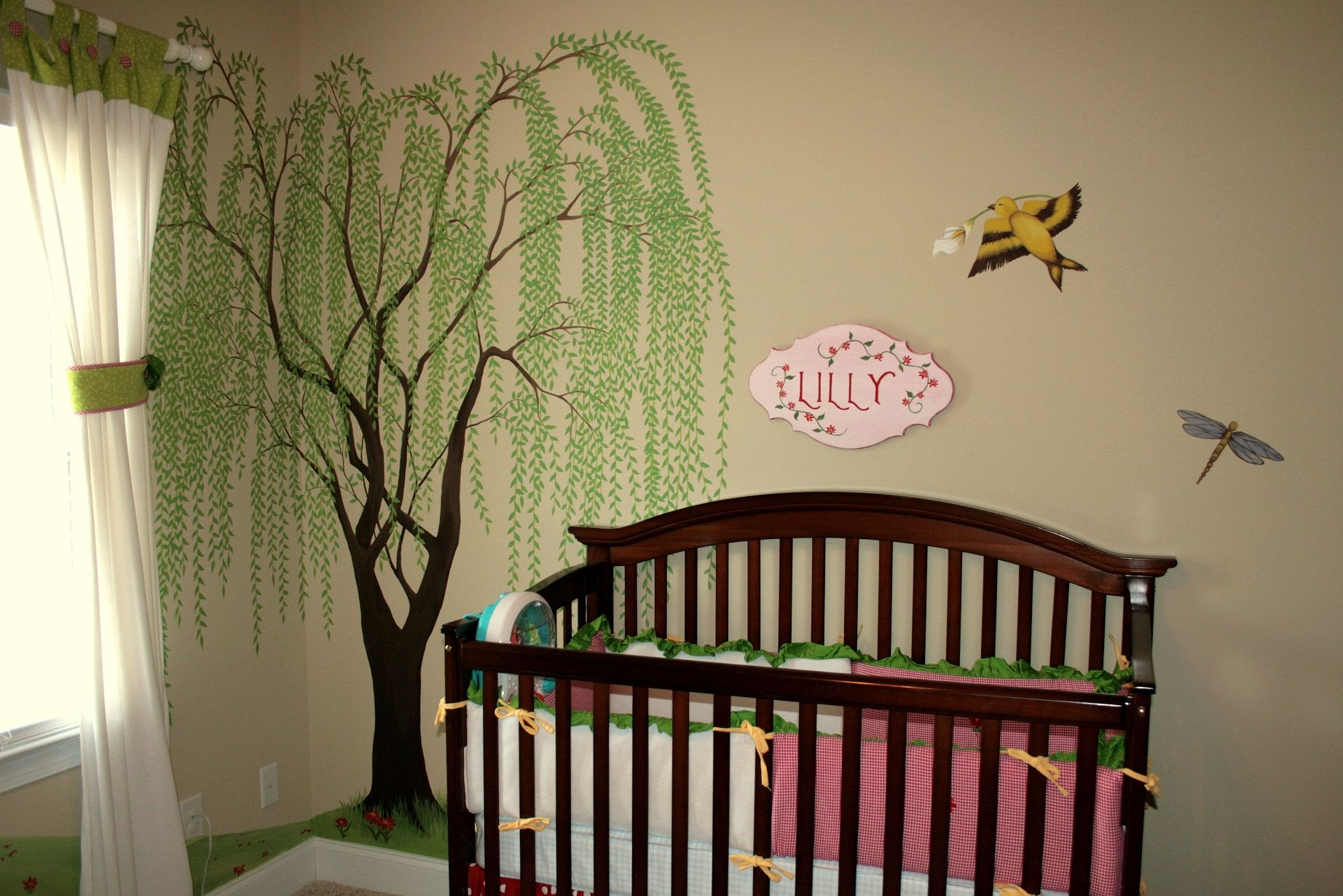 I Will Absolutely 100 Have A Willow Tree In My Nursery