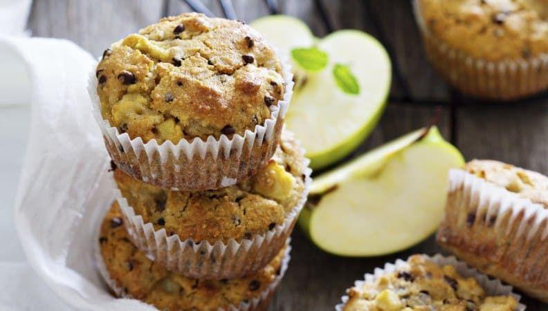 Photo of Ottimi muffins mele e mandorle per la colazione | Nonna Paperina