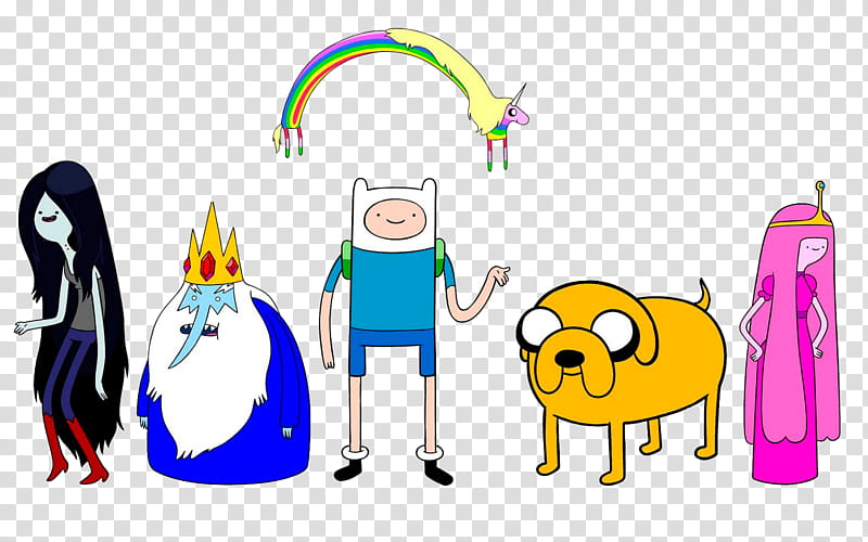 Adventure Time Characters Transparent Background Png Clipart Adventure Time Characters Adventure Time Marceline Ice King Adventure Time