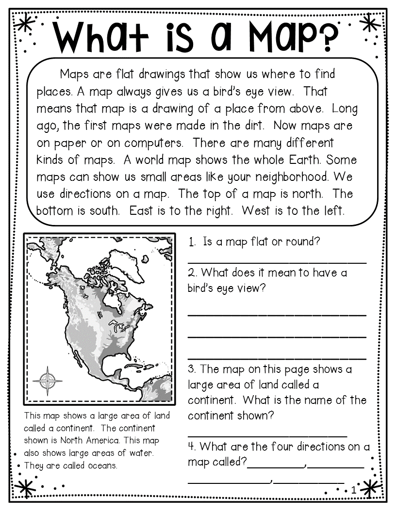 hight resolution of Map skills