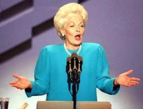 The Eloquent Woman: Famous Speech Friday: Ann Richards' 1988 Democratic Convention keynote. #famousspeeches The Eloquent Woman: Famous Speech Friday: Ann Richards' 1988 Democratic Convention keynote. #famousspeeches