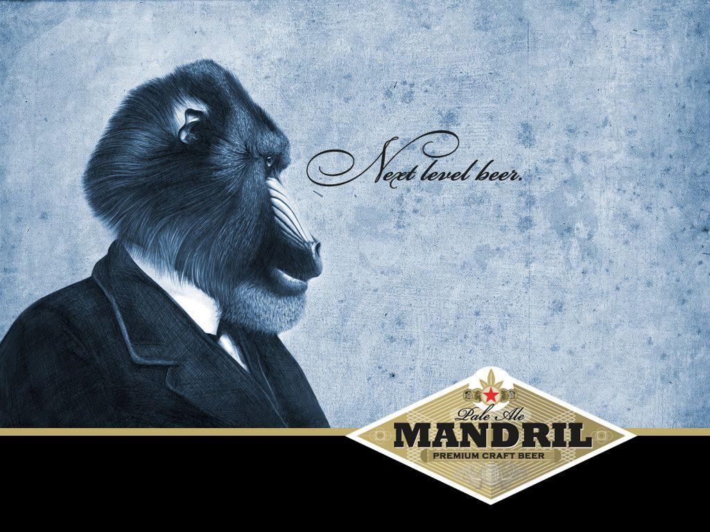 MandrilBeer website