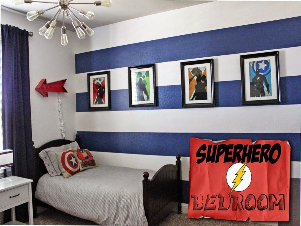 Pin by Trina Castaneda on superhero bedroom | Spiderman kinderzimmer ...
