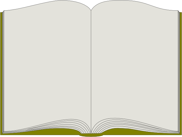 book border clip art open book clip art vector clip art online